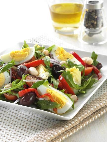 egg salad australia day food